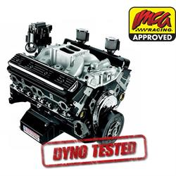 GM 19258602 CT350 IMCA-Sealed 602 Chevy Crate Engine, Dyno Tested