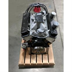 Garage Sale - GM 19318604 CT400 IMCA-Sealed 604 Chevy Crate Engine, Dyno Tested