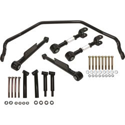 1962-67 Chevy II Nova Front End Bolt-On Gasser Axle Suspension Kit