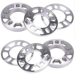Speedway Motors Racer's Billet Aluminum Wheel Spacer Kit