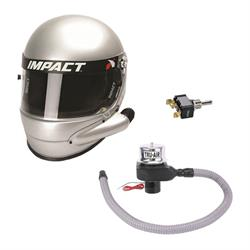 Speedway Motors 1320 SA15 Side Air Helmet Kit