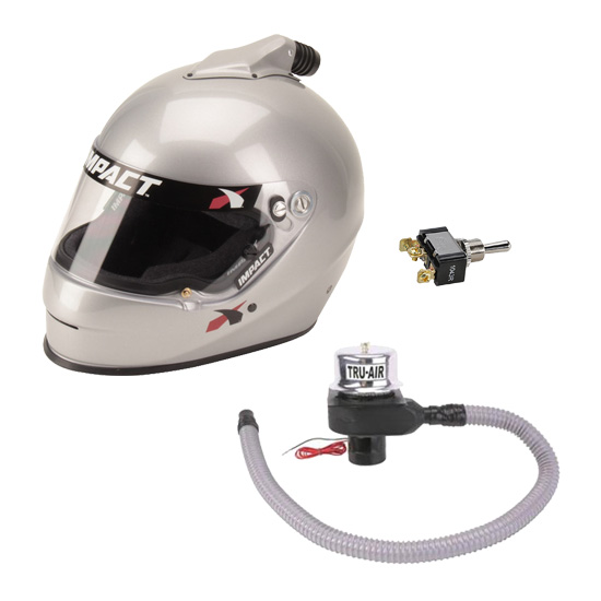 Speedway Motors 1320 SA15 Top Air Helmet Kit
