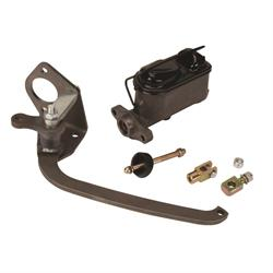 Universal Standard Brake Pedal Assembly, T-Bucket