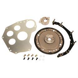 Flathead V8 to Ford C4 Transmission Basic Adapter Kit