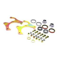 Basic Disc Brake Kit, 1969-77 GM Caliper, Stock Ford Spindle, 5on4-3/4
