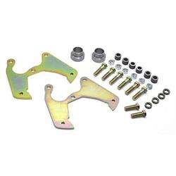 Basic Disc Brake Kit, 1937-48 Ford Spindle to F-150 Rotors, 5 on 5-1/2