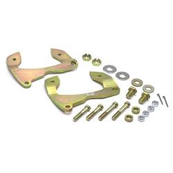 Basic Disc Brake Kit, 1955-64 Chevy Fullsize Car, Stock Spindle