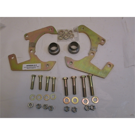 Garage Sale - CPP 1948-56 Ford Pickup Disc Bracket Kit, 5on 5.5 Inch