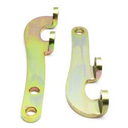Speedway Chevy Spindle Flat Plate Steering Arms, Plain