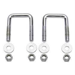 Chrome Plated U-Bolts