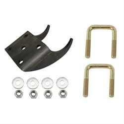 Front Frame Leaf Spring Perch Kit, Standard Ride Height