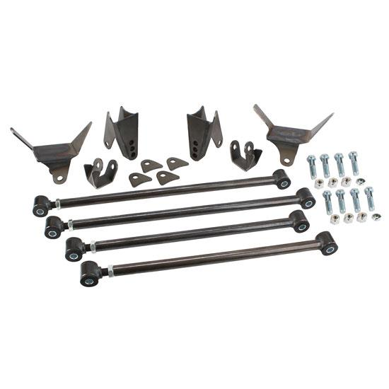 1933-34 Ford Triangulated Rear 4-Link Kit