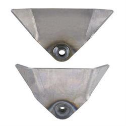 Radius Rod/Four-Bar Frame Mounting Brackets, 5/8 Hole, 2-3/4 Inch