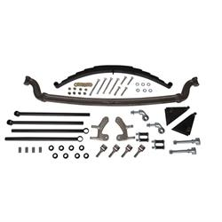 Model A 4-Bar I-Beam Axle Kit for Ford Spindles, Plain