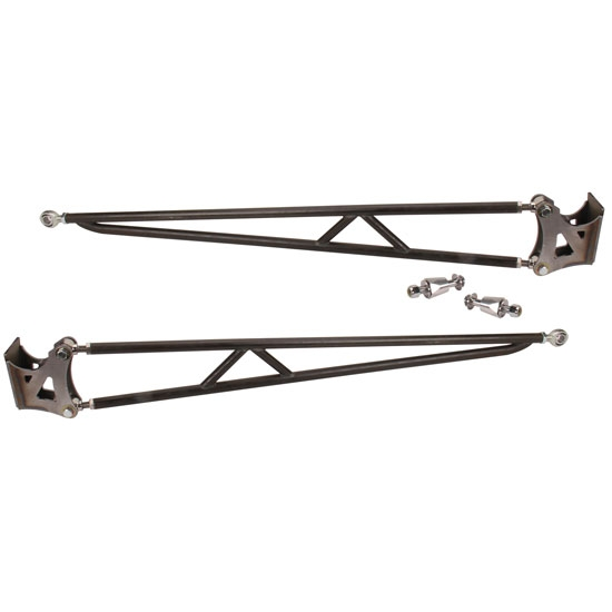 Speedway Universal Ladder Bar Rear Suspension Kit, 42 Inch