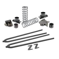 Speedway Deluxe Coil Spring Hairpin Radius Rod Rear Suspension Kit