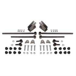 Triangulated 4-Bar Rear Supsension Assembly Kit for Model A Frame