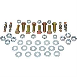 Speedway Universal Heavy Duty Parallel 4-Link Rear Suspension Kit