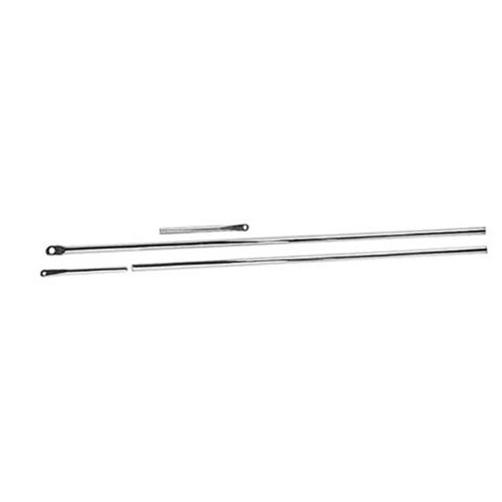 Stainless Steel T-Bucket Windshield Support Rods