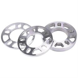 Universal Billet Aluminum Wheel Spacer, 3/8 Inch