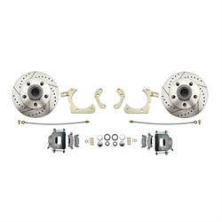 Speedway 11 in. Disc Brake Conv. Kit for Full-size Chevy Cars 1955-58