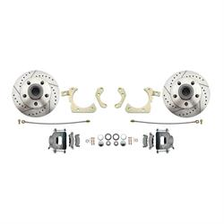 Speedway 11 in. Disc Brake Conv. Kit for Fullsize Chevy Cars 1959-64