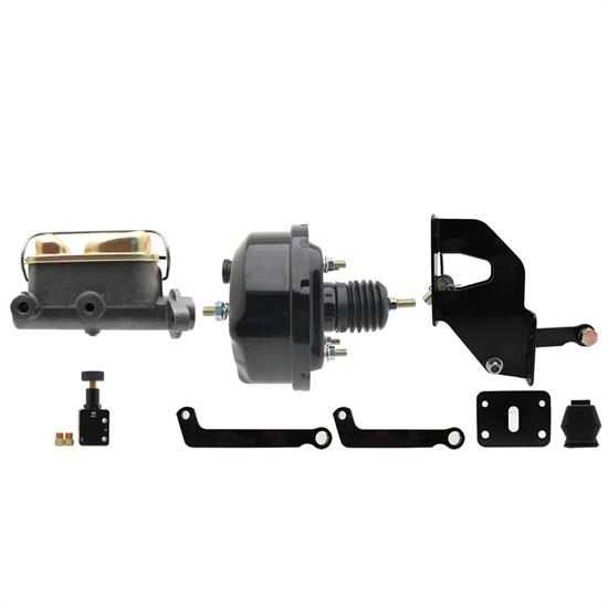 Speedway Universal Mopar Power Brake Conv. Kit, Mopar A, B, C, E Body's