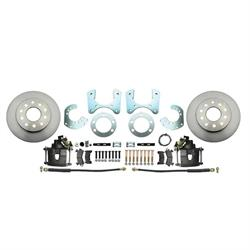 Speedway Mopar 8 3/4 in. Rear Disc Brake Kit for A, B, & E Body