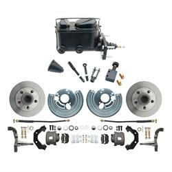 Speedway Mopar Manual Disc Brake Conv. Kit for B & E Body