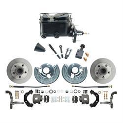 Speedway Mopar Manual Disc Brake Conv. Kit for B & E Body
