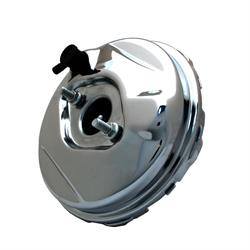 Speedway 1964-74 GM A, F, X Body 9 in. Chrome Power Brake Booster