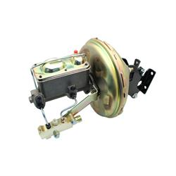 Speedway 1967-72 Chevy Truck 11 in. Power Brake Booster Conv. Kit, OE