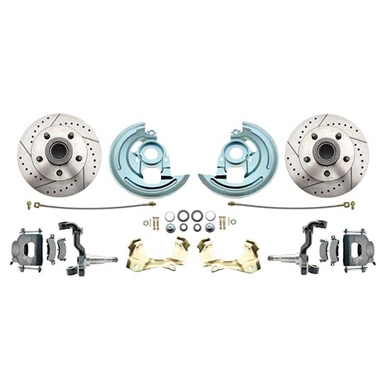 Pontiac Models Buick GMC Chevy New Brake Caliper Front Pair Isuzu Oldsmobile DRIVESTAR 184071 184072 Front Brake Calipers for Selected Avanti