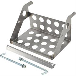 Custom Weld-On Remote Mount Car Battery Relocation Box/Steel Tray