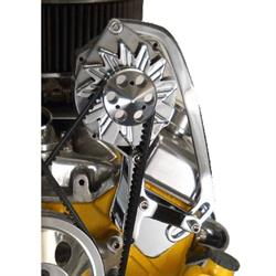 Bills Hot Rod Co. 100 Series Late SBC Alternator Bracket, Long Pump
