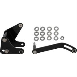 Bills Hot Rod Co. 500 Series BB Power Steering Bracket, Long