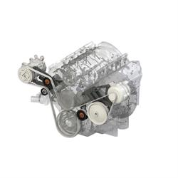 Speedway Motors Serpentine Front Drive Kit, LS Engine