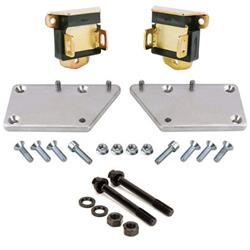 GM LS Series Engine Motor Mount Adapter Kit for 1970-71 Camaro