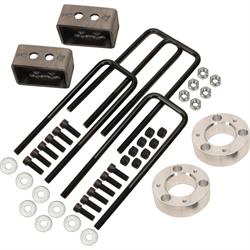 """Speedway Motors Ford F-150 Lift Kit, 2.5"""" Front, 1.5"""" Rear"""