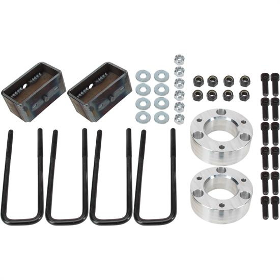 Speedway Motors Lift Kit, Chevy Silverado & GMC Sierra 1500