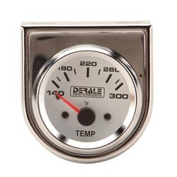 Derale 13009 Transmission/Oil Temperature Gauge Kit