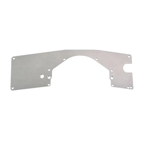 Chevy Engine Mid Plate - 2 1/8 Inch Offset