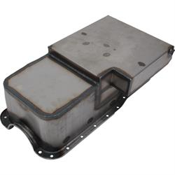 Speedway SBF Small Block Ford 351W Claimer Oil Pan