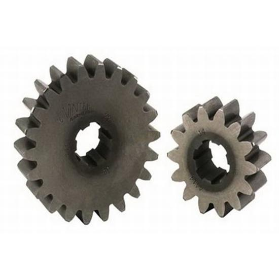 Winters Performance Steel 6 Spline Midget Gear Set, 1 Inch Wide