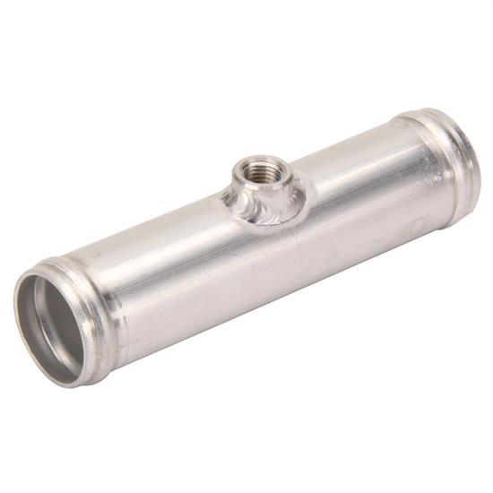 Straight Aluminum Radiator Hose Connector 6 Length 1.25 O.D