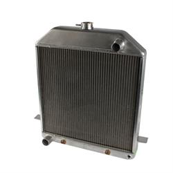 Griffin Radiators 4-239BE-FAX Ford V8 1939 Deluxe, 1940 All Radiator