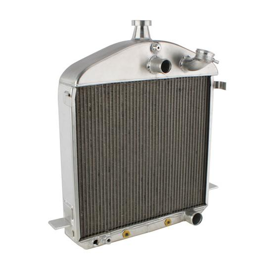 Griffin Radiators 4-227BX-AAC 1927 Ford T Aluminum Radiator, Chevy V8