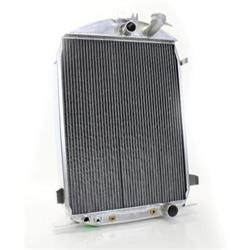 Griffin 4-230BG-AAA 1930-1931 Ford Model A Aluminum Radiator, Chevy V8