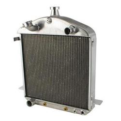 Griffin Radiators 4-227BX-FAC 1927 Ford T Aluminum Radiator, Ford V8