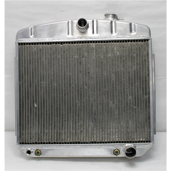 Garage Sale - Griffin 6-555AH-AAX 1955-57 Chevy Aluminum Radiator, 1-1/4 Inch Tubes
